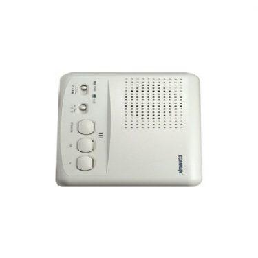 COMMAX | Ασύρματη Ενδοεπικοινωνία 3 καναλιών